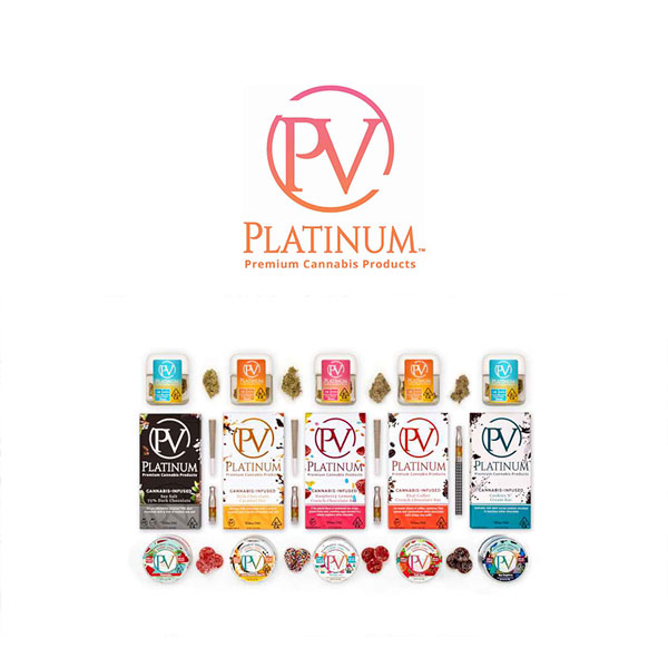 platinum cannabis products
