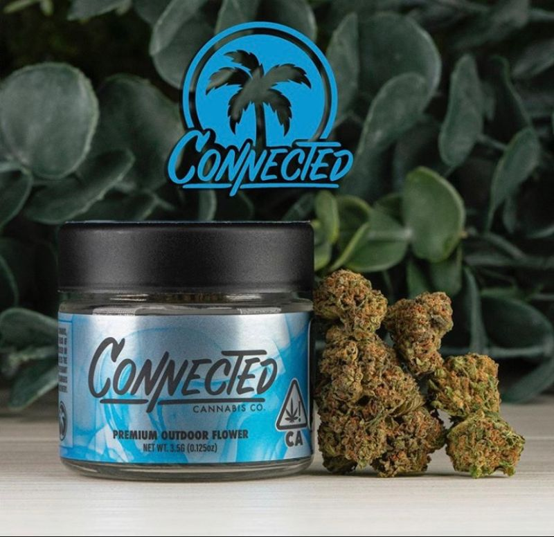 connected cannabis