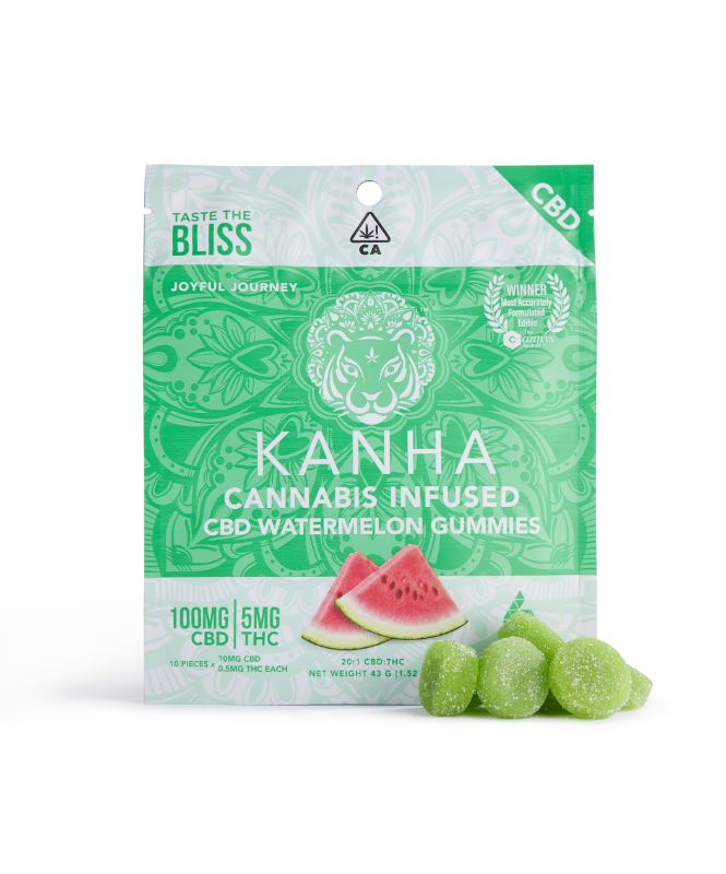 kanhanano watermelon gummies