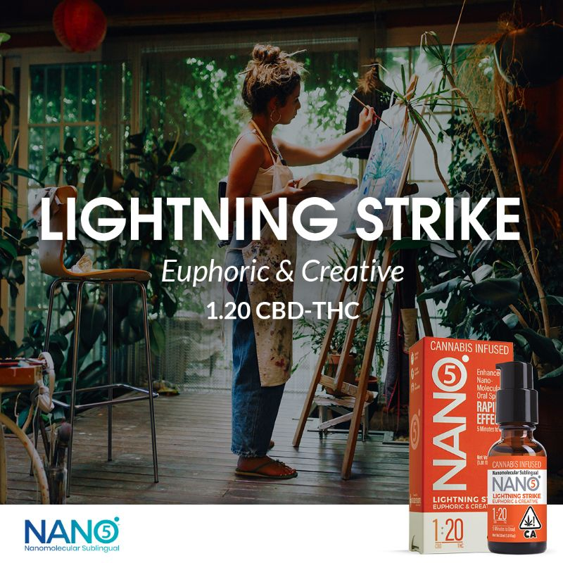nano lightning strike cbd