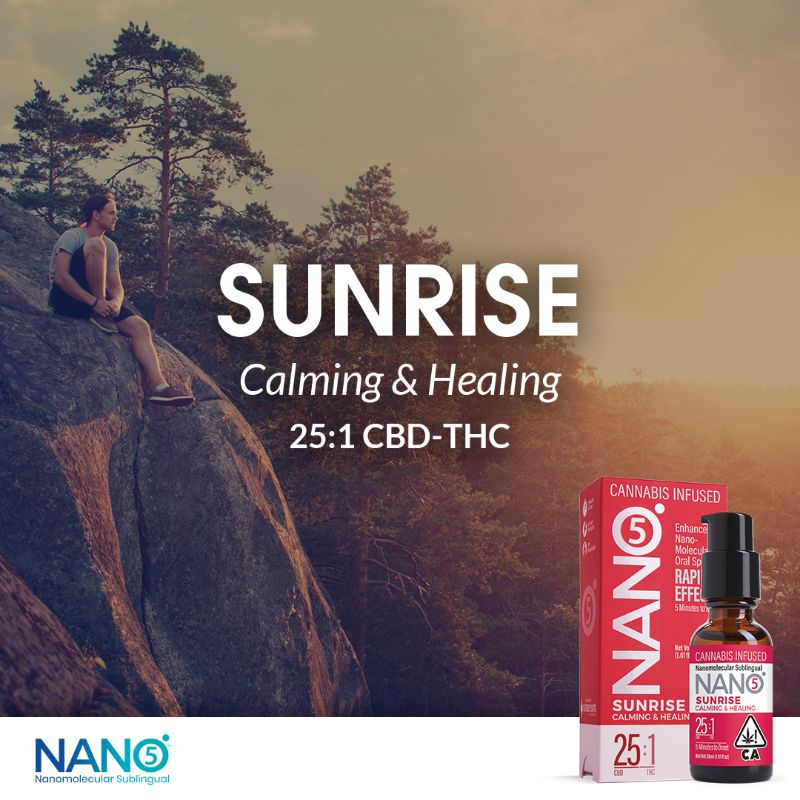 nano sunrise cbd